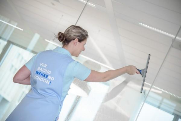 WEKKE | BBM schoonmaakdiensten - schoonmaak kantoren Rotterdam